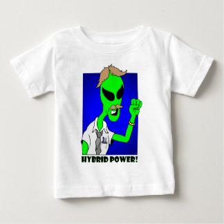 alien hybrid power t shirts