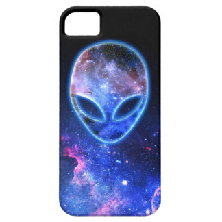 Alien in Space Barely There iPhone 5 Case