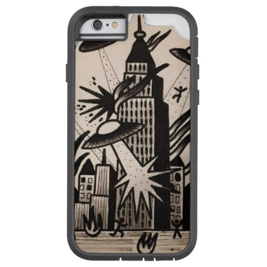 Alien Invasion Limited Edition Samsung/Iphone Case