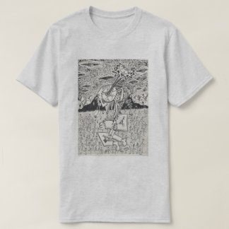 Alien Invasion, or, The Seeding, by Brian Benson T-Shirt