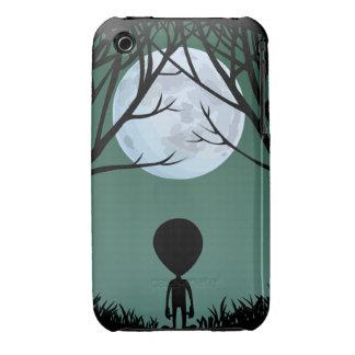 Alien iPhone 3 Case Cute E.T. iPhone 3 Case