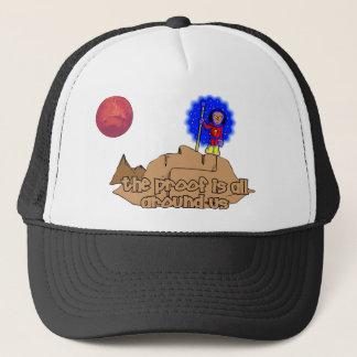 Alien Landscape Trucker Hat