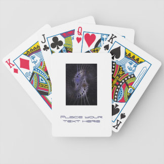 Alien Life 001 Bicycle Playing Cards
