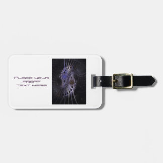 Alien Life 001 Luggage Tag