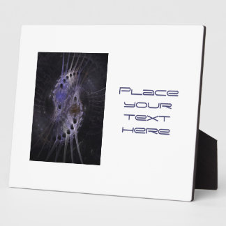 Alien Life 001 Plaque