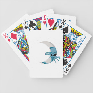 Alien-life Bicycle Playing Cards