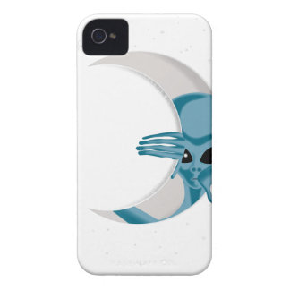 Alien-life iPhone 4 Case