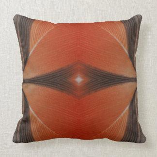 Alien Love Throw Pillow