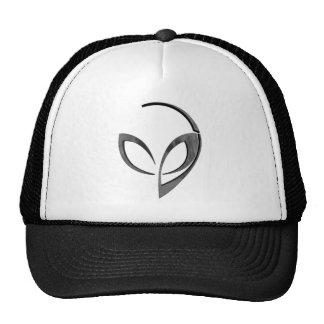 """Alien Mascot in """"Moon"""" Cap"""