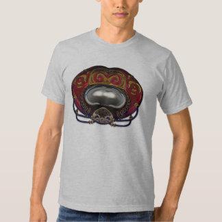 Alien Mask 001 Tee Shirt