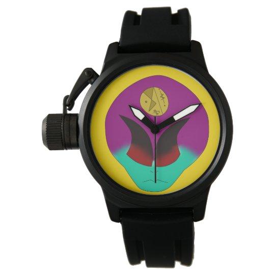 alien melt wrist watch for men and boys