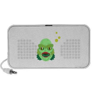 Alien Monster iPhone Speaker