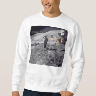Alien Moon Walk Sweatshirt