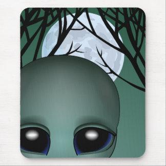 Alien Mouse Pad Cute Alien Mousepads Customize