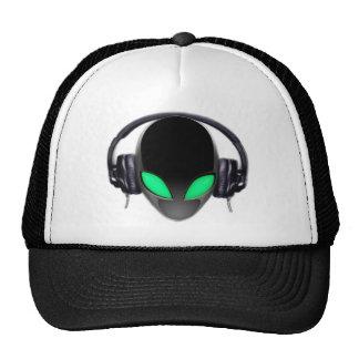 Alien Music Lover DJ - Smooth Cetacean Cap