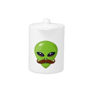 Alien Mustache