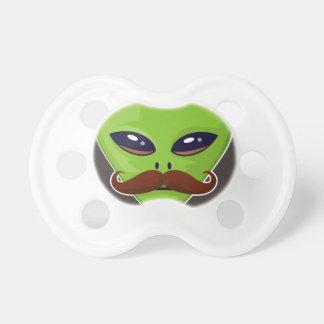 Alien Mustache Dummy
