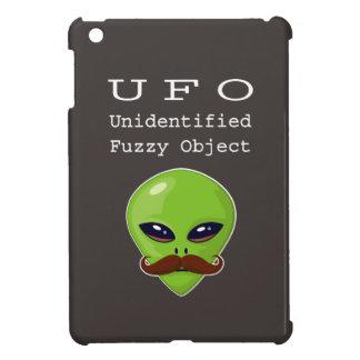 Alien Mustache iPad Mini Cover