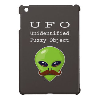 Alien Mustache iPad Mini Covers