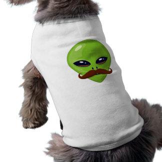 Alien Mustache Shirt