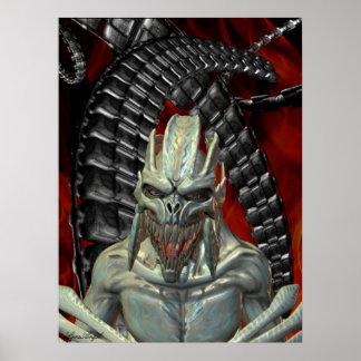 Alien Nightmares, LoneAngel Poster