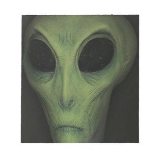 Alien Notepad