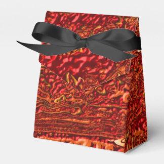 Alien Orange (Bubbling Lava) Favour Box