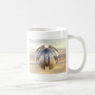 Alien Orb Basic White Mug