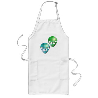 Alien Pair Apron