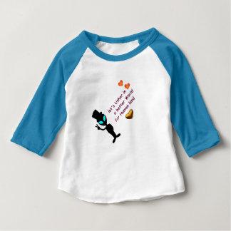 Alien Peace Call Baby T-Shirt