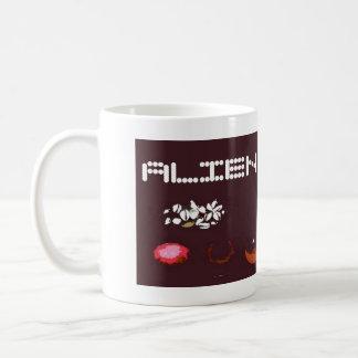Alien Picnic Surreal Mug