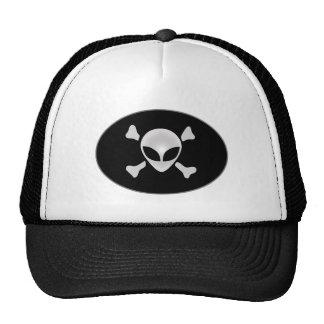 Alien Pirate The Intruder Cap