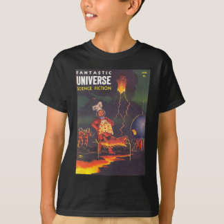 Alien Planet BBQ Cookout Tee Shirt