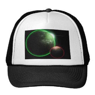 Alien planet's hat