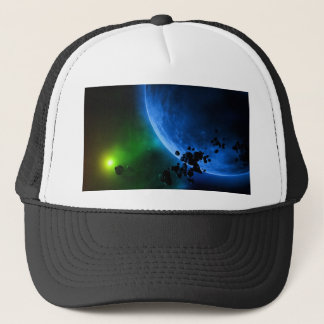 Alien Planets Trucker Hat