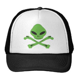 Alien pride cap