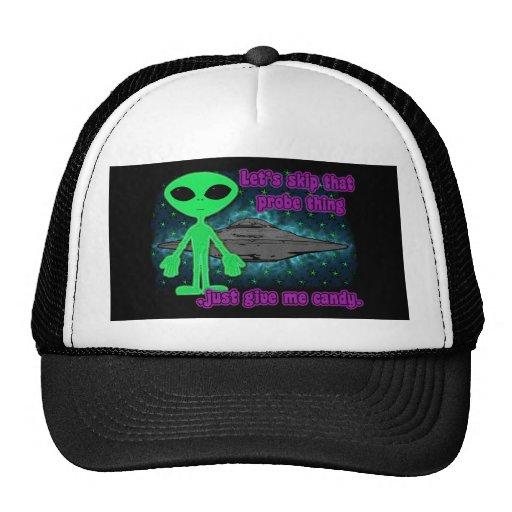 alien prope trucker hats
