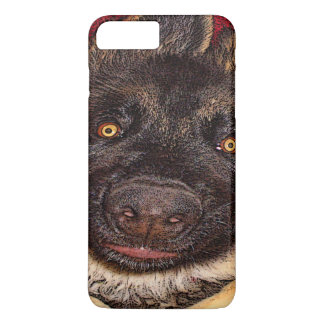 Alien Puppy- Attitude Dog IPhone 7 Case