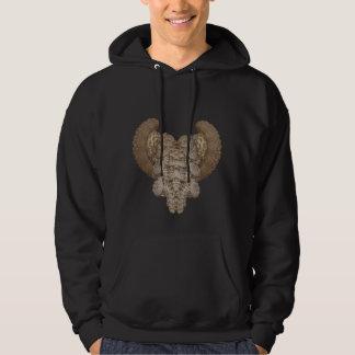 Alien Ram Scull Sweatshirt