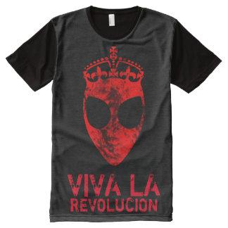 Alien Revolution All-Over Print T-Shirt