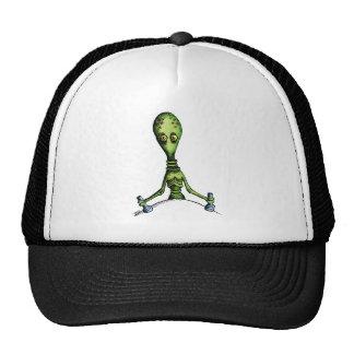 Alien Ride Trucker Hat