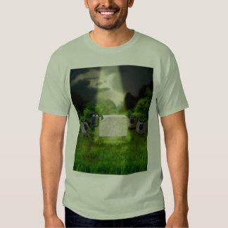 Alien Sheep Experiment T-Shirt