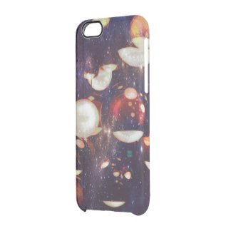 Alien shine version Iphone marries Clear iPhone 6/6S Case
