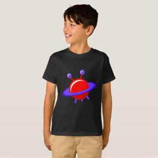 Alien ship T-Shirt