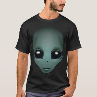 Alien Shirt Men's Alien T-Shirt Friendly ET Top