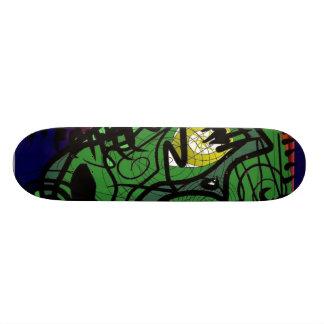 alien skate board decks