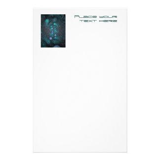 Alien Skin 001 Stationery