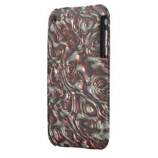 Alien Skin #2b iPhone 3 Cases