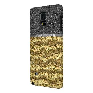 alien skin golden galaxy note 4 case