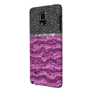 alien skin hot pink galaxy note 4 case